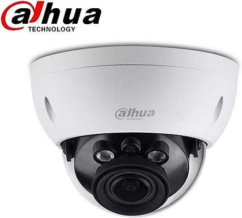 Dahua 6mp Dome POE IP Camera IPC-HDBW4631R-ZS 2.7 13.5mm Motorized Lens WDR Micro SD H.265 IR Security Camera IP67 IK10