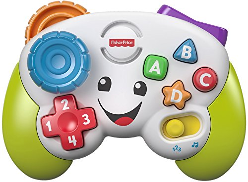 Fisher-Price Laugh & Learn Game & Learn Controller (Games To Play With 6 Month Old Baby)