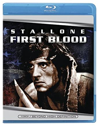 Rambo First Blood 1982 1080p BRRip x264 AAC - Hon3y