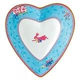 Royal Albert Candy Heart Tray, 5.1'', Honey Bunny