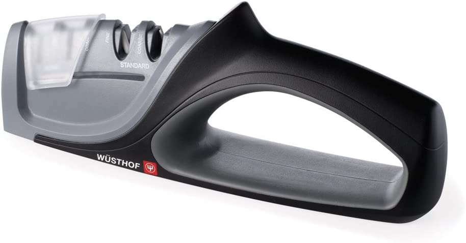 7. Wusthof Precision Edge 4 Stage Knife Sharpener