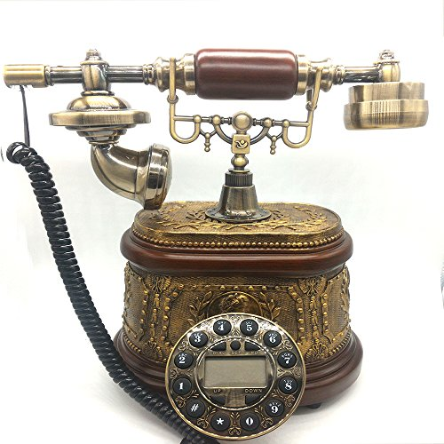 Telefone Retrô Romano c/Fio