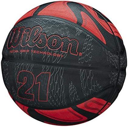 Wilson WTB2103XB07 Balón de Baloncesto, 21 Series, Tamaño 7 ...