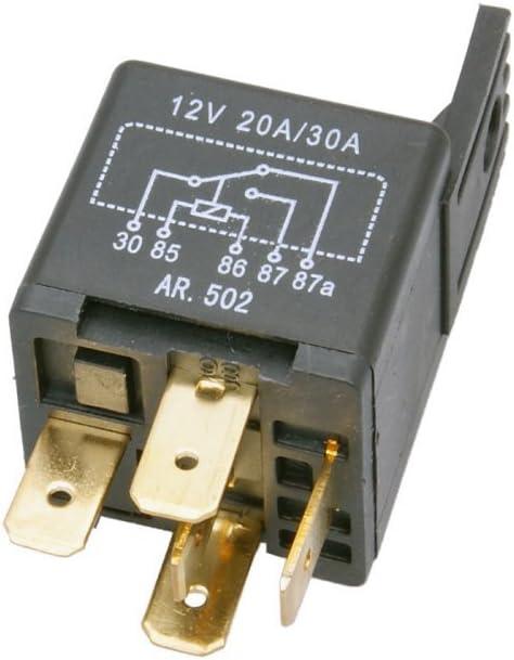 Anlasser Relais 30A f/ür VESPA ET2 50ie ZAPC120