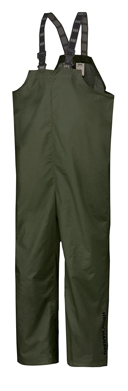 Hello Hansen Mandal Bib 70529 Waterproof Overall 100% Waterproof Helly Hansen Work Wear