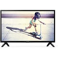 Philips 32 Inch HD LED Standard TV - 32PHT4002, Black