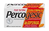 Percogesic Extra Strength, Acetaminophen and