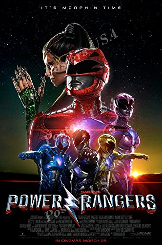Posters USA - Power Rangers 2017 Movie Poster Glossy Finish