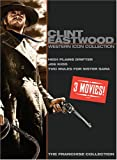 Clint Eastwood Western Icon Collection (High Plains Drifter / Joe Kidd / Two Mules For Sister Sara) thumbnail