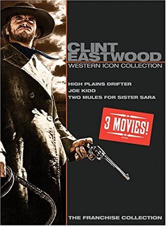 clint eastwood western collection dvd