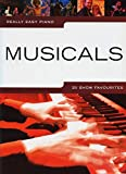 Really Easy Piano: Musicals 20 Show Favourites