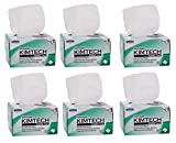 Kimtech Science Task Wipes Six Pack Kimwipes