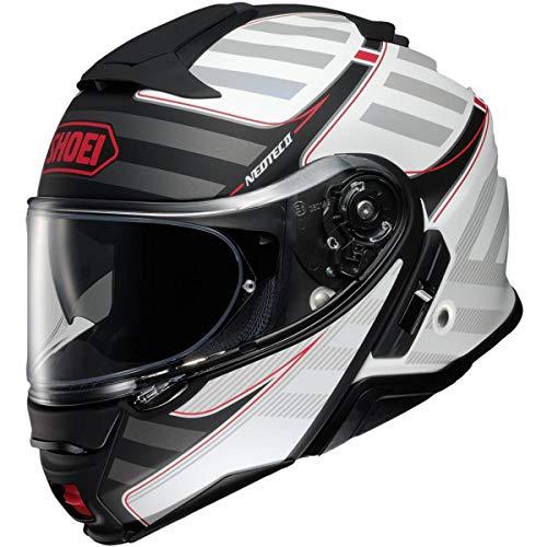 Shoei Neotec II Helmet - Splicer (MEDIUM) (WHITE)