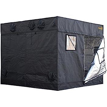 Gorilla Grow Tent LTGGT88 Tent 8u0027 x 8u0027 x 6u00277  sc 1 st  Amazon.com & Amazon.com : Gorilla Grow Tent - 10 Feet Length x 10 Feet Width ...