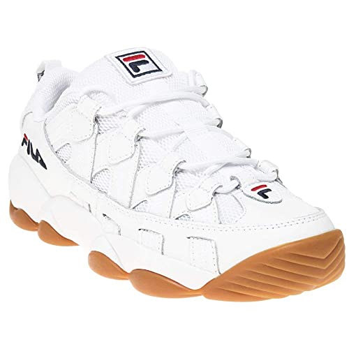 Fila Spaghetti Low Niña Zapatillas Blanco: Amazon.es: Zapatos y complementos