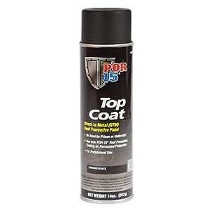 POR-15 Best Coat Car Spray Paint Can