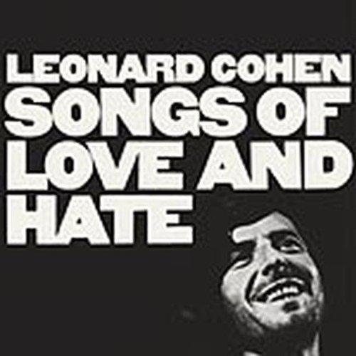 Vinilo : Leonard Cohen - Songs Of Love and Hate (LP Vinyl)