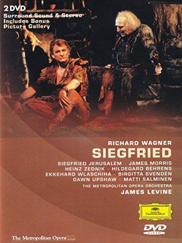 Wagner - Siegfried / Levine, Jerusalem, Behrens, Morris, Metropolitan Opera (Levine Ring Cycle Part ()