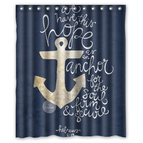 51ft8iMRUDL The Best Anchor Shower Curtains You Can Buy