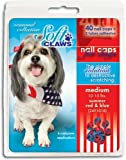 Canine Soft Claws Summer Colors Dog Nail Caps