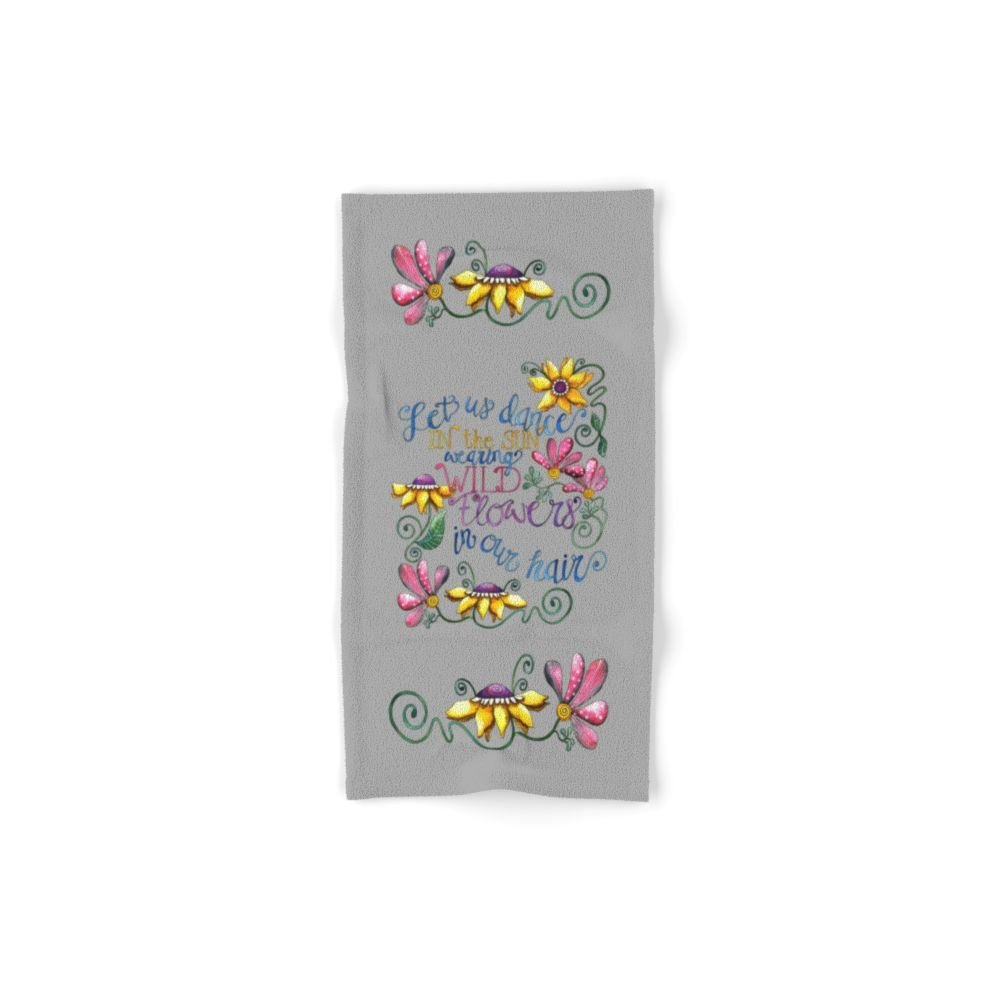 Society6 Let Us Dance Two Set of 4 (2 hand towels, 2 bath towels)