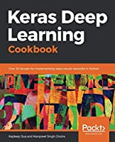 Keras Deep Learning Cookbook Front Cover