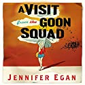 A Visit from the Goon Squad Audiobook by Jennifer Egan Narrated by Roxana Ortega