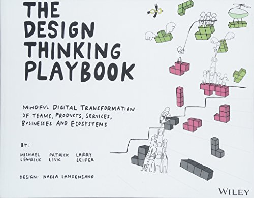 The Design Thinking Playbook: Mindful Digital Transformation of Teams, Products, Services, Businesses and (Stars Sparkle Design)