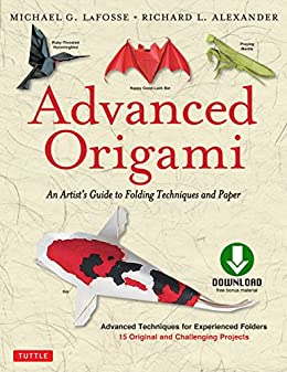 advanced origami an artist s guide to performances in paper rh amazon com  Bear Origami Guide
