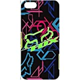 img - for Gory iPhone 7 and 7 (4.7inch) Case ,Custom Design Fox Racing Wild Color Best Rubber Protective Case for iPhone 7 and 7 (4.7inch) - White book / textbook / text book