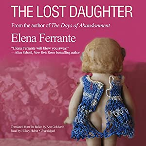 The Lost Daughter Audiobook