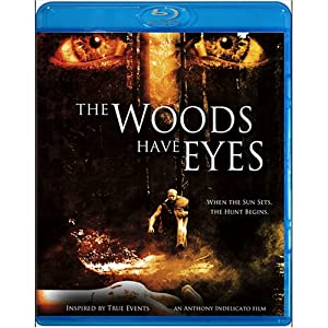 Cover Image for 'Woods Have Eyes, The'