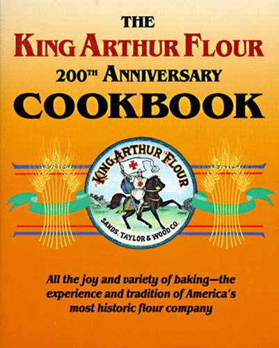 The King Arthur Flour 200th Anniversary Cookbook (The Best Pineapple Upside Down Cake Recipe Ever)