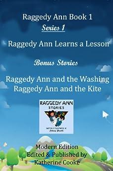 Raggedy Ann Learns a Lesson by [Gruelle, Johnny]