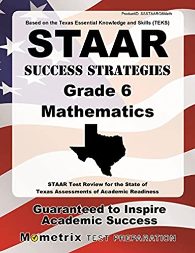 Study guide for sixth grade staar 6th grade staar math practice worksheets pdf test classroom array staar success strategies grade 6 mathematics study guide staar test rh amazon com fandeluxe Image collections