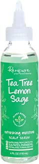 product image for Renpure Plant-Based Beauty Tea Tree Lemon Sage Refreshing Moisture Scalp Serum, 4 Fluid Ounces