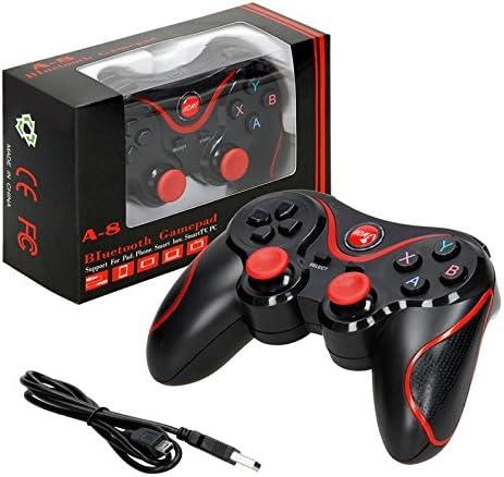 ECD Germany Controlador Bluetooth para Gamepad Joystick para ...