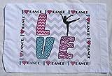Love Dance Standard Pillowcase
