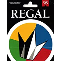$25 Regal Entertainment Gift Card- Email Delivery Deals