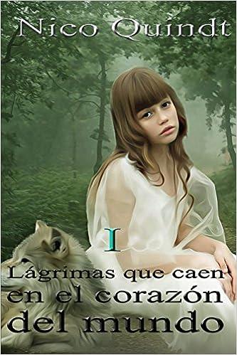 Lágrimas que caen en el corazón del mundo: Novela épica medieval, fantasía, romance, aventura: Amazon.es: Nico Quindt: Libros