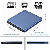 External DVD CD Drive Lastest USB 3.0 All-aluminum