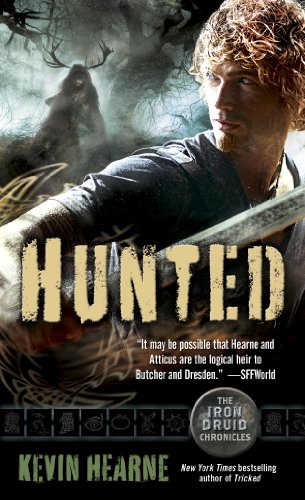 Hunted: The Iron Druid Chronicles, Book Six ()