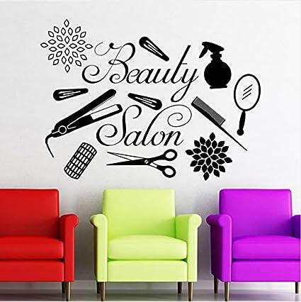Hwhz 57 X 42 Cm Salone Di Bellezza Arredamento Parrucchiere