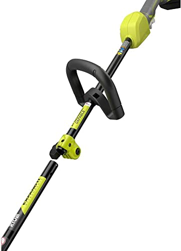 Ryobi 40-Volt Baretool Lithium-Ion Cordless Expand-it Attachment Capable String Trimmer, 2019 Model RY40250 with 13-15 Cutting Swath, Li-Ion 40v Battery and Charger Not Included