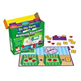 Beginning Operations Folder Game Library by Lakeshore Learning Materials