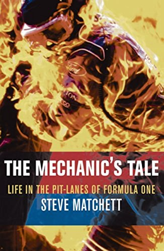The Mechanic's Tale cover
