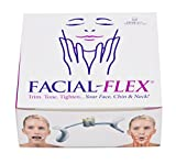 Facial Flex Facial Exercise and Neck Toning Kit Facial Flex Device, Facial Flex