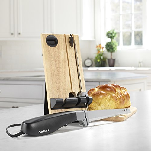 Carving Knife Cordless: Cuisinart CEK-40 Electric Knife