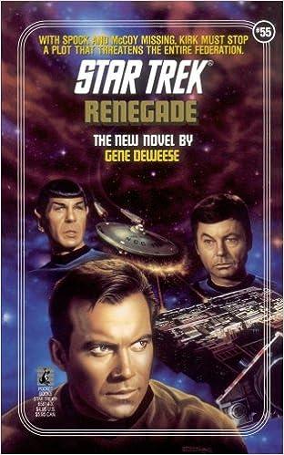 Book Renegade (Star Trek (Numbered))