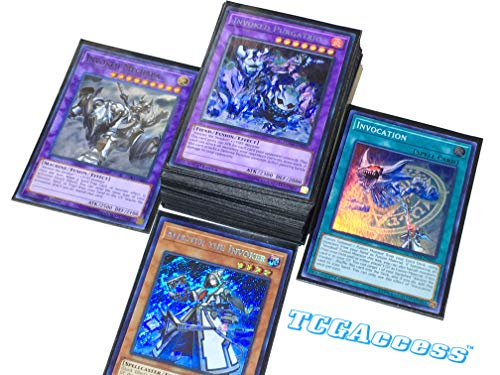 Morning Star Farm Yugioh Invoked Deck by ()